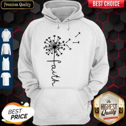 Awesome Faith Dandelion Diabetes Awareness Available Hoodie