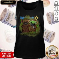 Baby Groot And Baby Yoda Face Mask Star Wars Darth Vader Walmart Together We Can Beat Covid 19 Tank Top