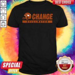 College Football Stillwater Change Shirt