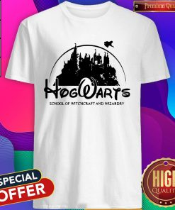 Cute Disney Land Hogwarts School Of Witchcraft And Wizardry Shirt