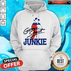 George Strait Junkie Hoodiea