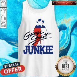 George Strait Junkie Tank Top
