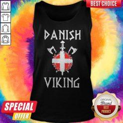 Nice Danish Viking Tank Top