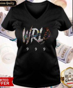 Nice RIP Juice WRLD 999 V-neck