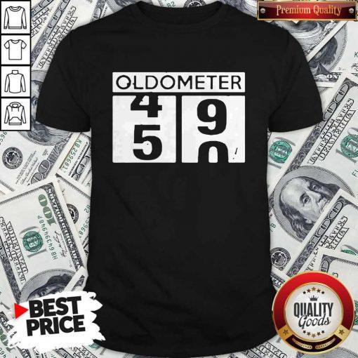 Good Oldometer 45 90 shirt