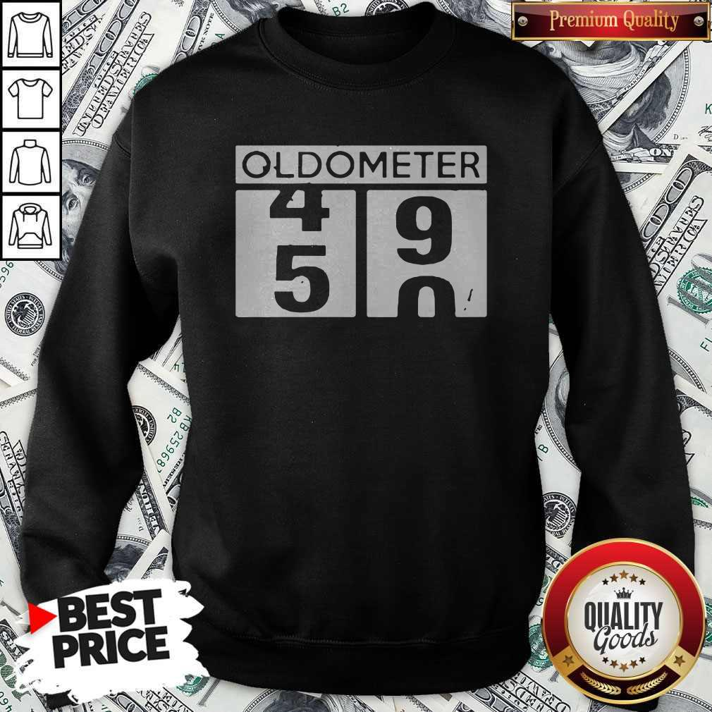 Good Oldometer 45 90 Sweatshirt