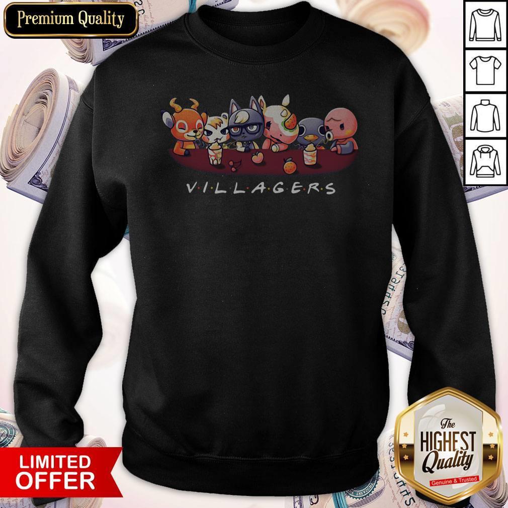 Premium Animal Crossing Villagers Tank Top