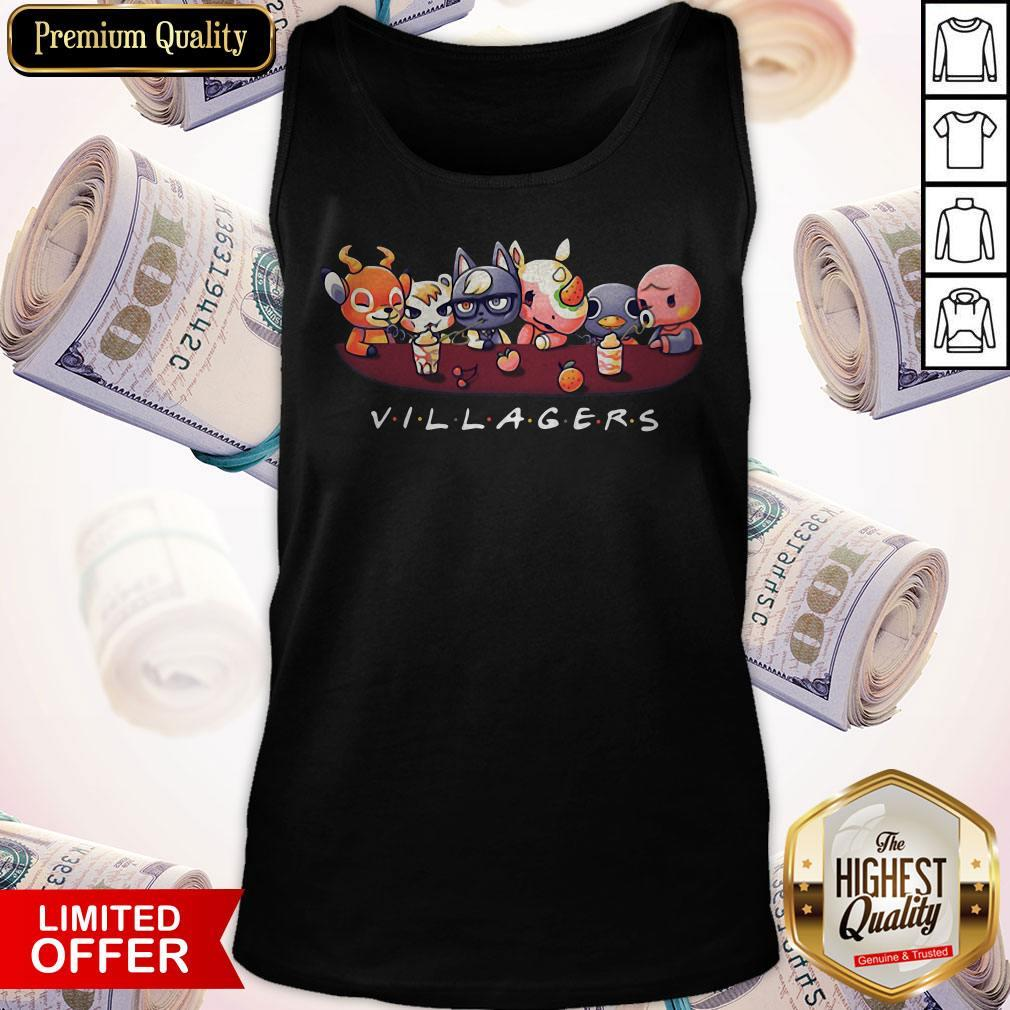 Premium Animal Crossing VillagersTank Top