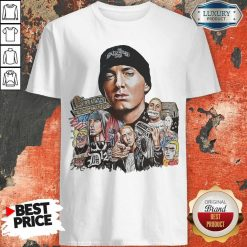 Premium Eminem Shady 8 Mile As Mobile Cover Shirt