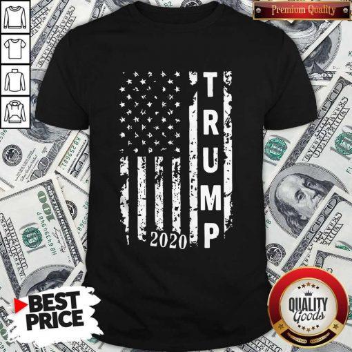 Trump 2020 Flag shirt Classic Shirt
