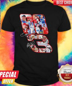 3 Dale Earnhardt Jr And 88 Dale Earnhardt Signatures Shirt