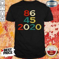 86 45 2020 Anti Trump Shirt