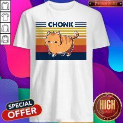 CAT Chonk Vintage Shirt