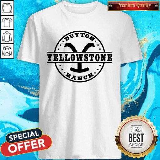Dutton Yellowstone Ranch Shirt