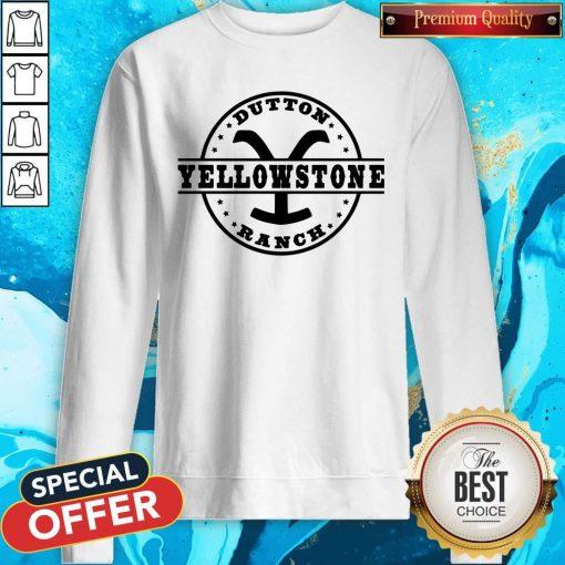 Dutton Yellowstone Ranch Sweatshirt