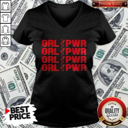 Girl Power Girl Power V-neck