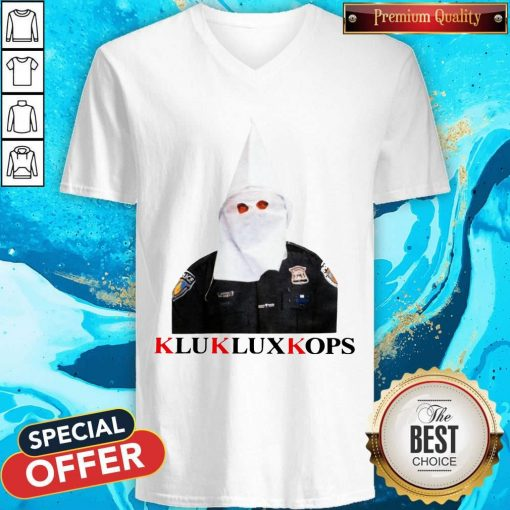 Klukluxkops Fuck The Police V-neck