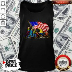 Official America The Melting Pot Tank Top
