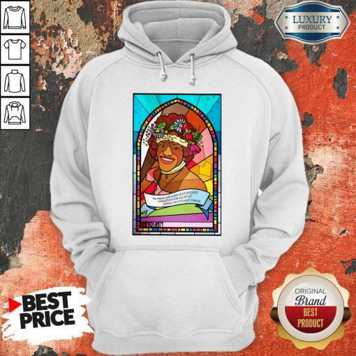 Marsha P Johnson Pride Month T-Shirt Classic T-Hoodie
