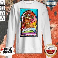 Marsha P Johnson Pride Month T-Shirt Classic T-Sweatshirt