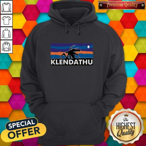 Official Beautiful Klendathu Hoodie