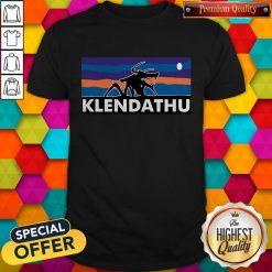 Official Beautiful Klendathu Shirt