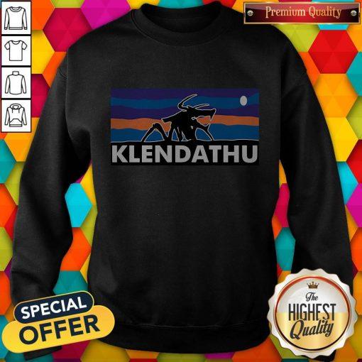 Official Beautiful Klendathu Sweatshit