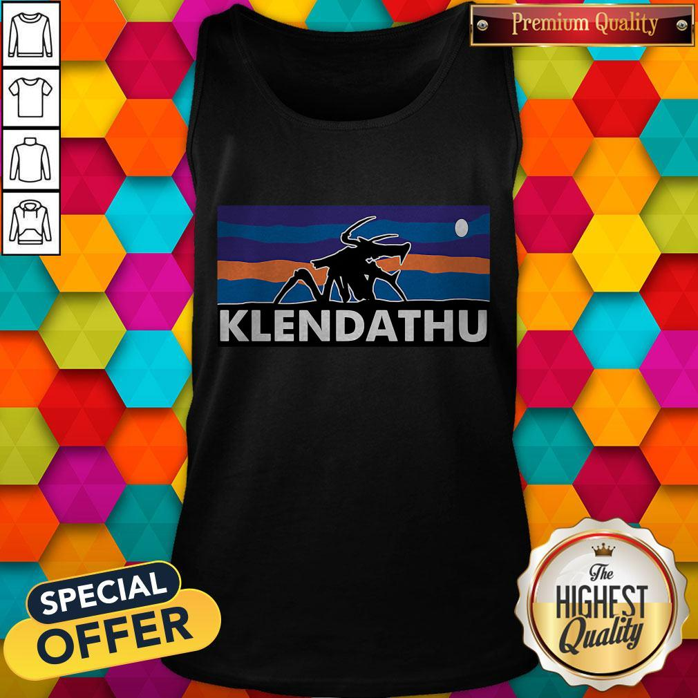 Official Beautiful Klendathu Tank Top