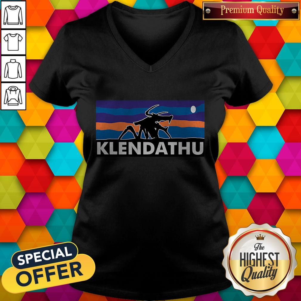Official Beautiful Klendathu V-neck