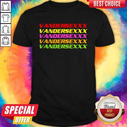 Official Club Vandersexxx Shirt