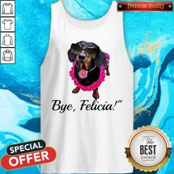 Official Dachshunds Bye Felicia Tank Top