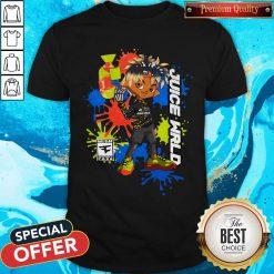 Official Juice WRLD X FaZe Clan Shirt