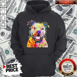Pitbull Tattoo Beware Of PitBulls They Will Steal Your Heart Hoodie