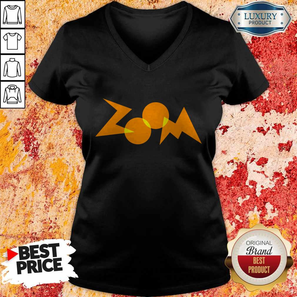 Premium Zoom V-neck