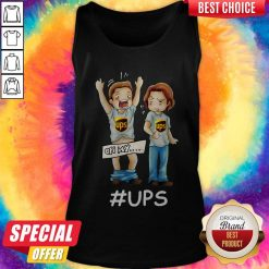 Supernatural Dean Winchester Oh My Ups Tank Top