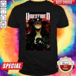Undertaker Professional Wrestler Horror Shirt