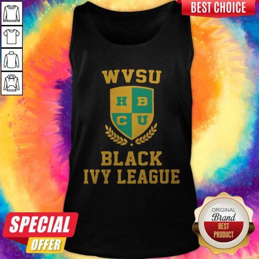 Xavier University Black Ivy League Tank Top