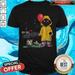 Chucky Georgie Denbrough Oh Shit IT T-Shirt