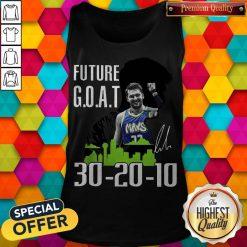 Future Goat Dallas Mavericks Basketball Signature Tank Top