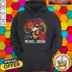 GOAT 23 Michael Jordan Signature Hoodie