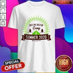 Official Bummer Camp 2020 T-Shirt