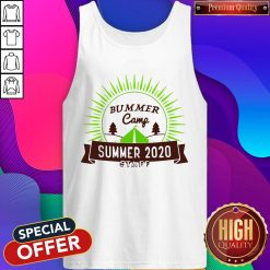 Official Bummer Camp 2020 Tank Top