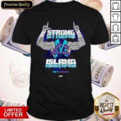 Official Matt Cardona Strong Island Shirt