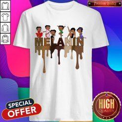 Official Melanin Betty Boop Shirt