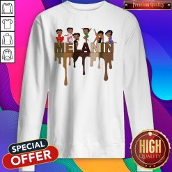 Official Melanin Betty Boop Sweatshirt