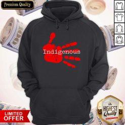 Official Native American Indigenous Hoodie