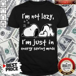 snoopy-im-not-lazy-im-just-in-energy-saving-mode-shirt
