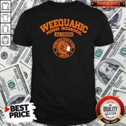 Weequahic High School Alumni Indians Native Shirt
