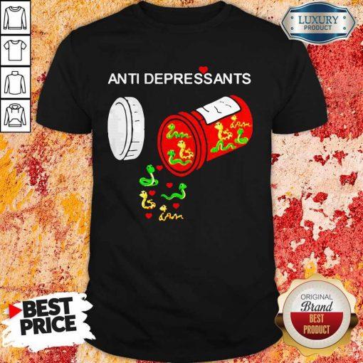 Good Snake Antidepressants Shirt