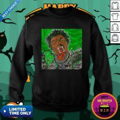 Gunna Drip Season 3 Spotify Halloween SweatshirtGunna Drip Season 3 Spotify Halloween Sweatshirt